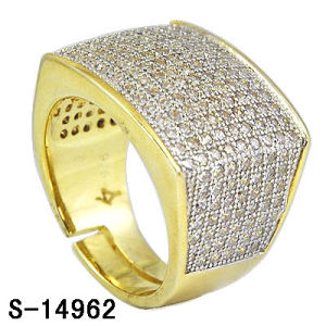 New Design Fashion 925 Silver/Copper Ring Jewelry (S-14962, S-14963, S-14956, S-14587, S-14590, S-14591) pictures & photos