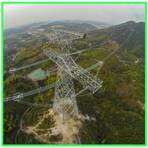 2015 Power Angle Steel Tower/Steel Structure