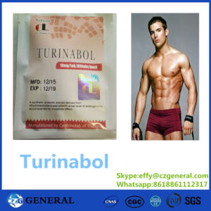 99% Purity 4-Chlorodehydromethyltestosterone 10mg Turinabol Tablets pictures & photos