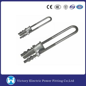 Transmission Line Wedge Clamps Made by Vic/ Electric Power Fitting pictures & photos
