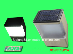 Fq-744 Solar Power LED Light Wall Mounted Light for Garden pictures & photos