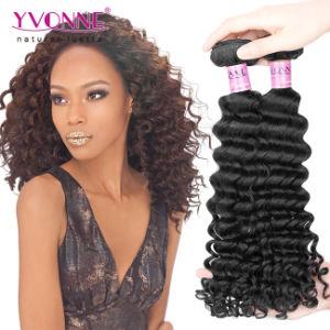 Peruvian Virgin Hair Deep Wave Human Hair Weave pictures & photos