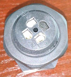 UL Proved Power Receptacle pictures & photos