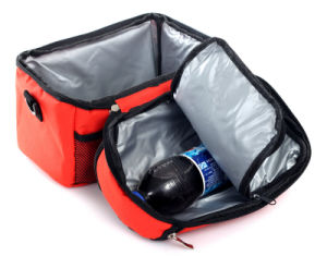 Double Layer Thickening Ice Pack Insulation Bag Cooler Bag Fresh Breast Milk Bag pictures & photos