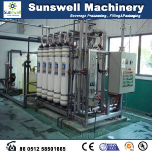 Automatic Mineral Wate Filtration System pictures & photos