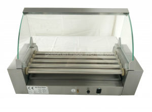 Hot Dog Roller with CE Certificate Stainless Steel pictures & photos