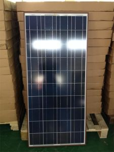 150W Poly Solar Panel for Home Use, Solar Power for Home Use, Commercial Use pictures & photos