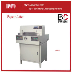 Office Paper Cutting Machine (480V6) pictures & photos
