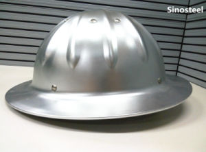 Adjustable Industrial T Type Aluminum Safety Helmet Hard Hat pictures & photos