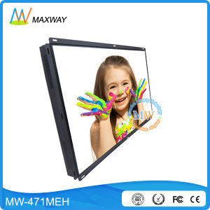 Large Format Open Frame 47 Inch LCD Monitor with High Brightness (MW-471MEH) pictures & photos