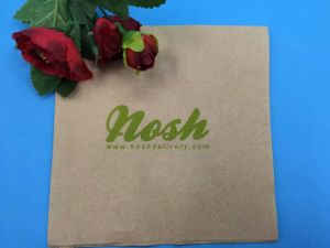 Printing Logo Dinner Napkin pictures & photos