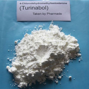 Oral Turinabol Raw Steroid Powders 4-Chlorodehydromethyltestosterone for Bodybuilding pictures & photos
