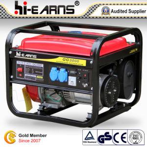 Petrol Gasoline Engine Generator Set (GG3500E) pictures & photos