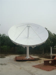 3.7m Rx-Tx Earth Station Satellite Antenna Fatelltie Finder pictures & photos