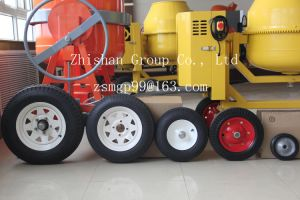 8′′ Solid Rubber Wheel pictures & photos