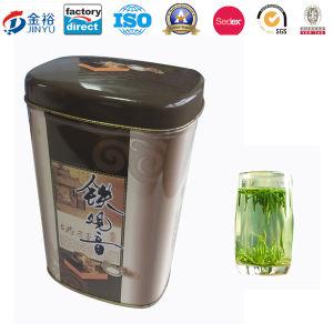 Metal Chinese Green Tea Airtight Tea Tin for Tea Coffee pictures & photos