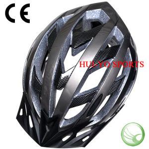 Cool Bike Helmet, Carbon Looks Helmet, Carbon Printing Bicycle Helmet