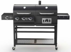 Firebrand Combo Combination BBQ Gas&Charcoal Grill pictures & photos