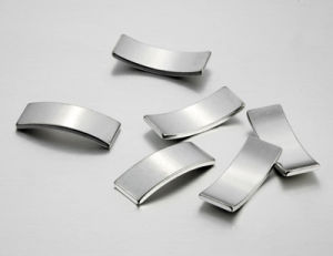 Nickel Plated Large Cylinder Neodymium N52 Magnet pictures & photos