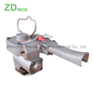 High Quality Pet Strap Pneumatic Strapping Packing Tool Strapping Machine (XQH-19) pictures & photos