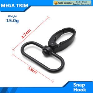 Metal Fitting Zinc Alloy Handbag Snap Hook pictures & photos
