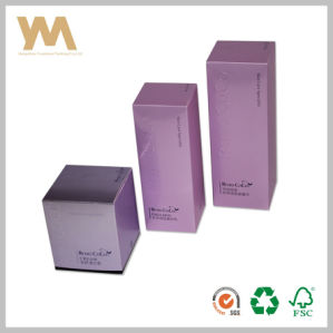 China Wholesale Custom Cosmetic Paper Gift Box for Skin Care pictures & photos