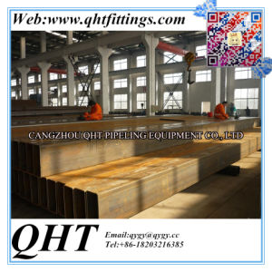 Q235 Black Welded Square Steel Pipe with Competitiveprice pictures & photos