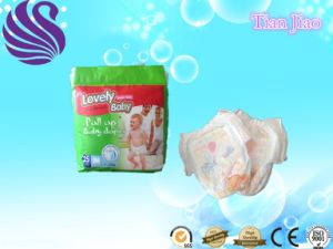 New Cloth Disposable Adult&Baby Diapers Nappy Pants Pull Pants for OEM All Sizes pictures & photos