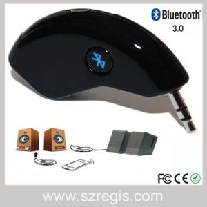 3.5mm Wireless Car Music Audio Bluetooth 3.0 Receiver Adapter pictures & photos