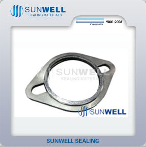 Exhaust Spiral Wound Gaskets Insteand of Expanded Graphite Gaskets pictures & photos
