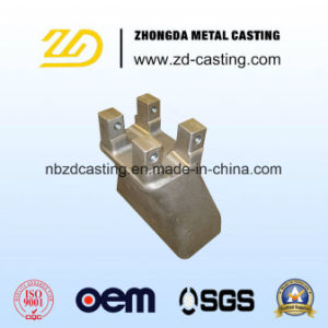 Customized Railway Parts by Investment Casting pictures & photos
