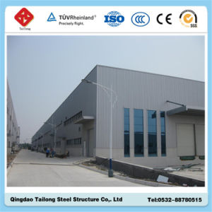 Light Steel Structure Prefabricated Warehouse with Ce Certificate pictures & photos