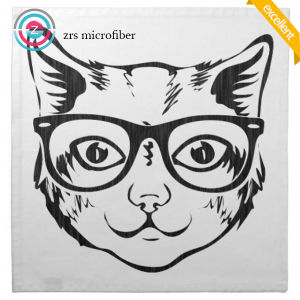 Optical Microfiber Glasses Cleaning Cloth pictures & photos