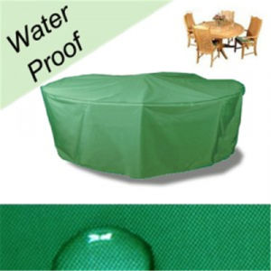 Water Proof Polyester 8-10 Seater Rectangular Patio Sets Cover pictures & photos