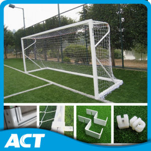 Fifa Standard Freestanding Aluminum Soccer Goal Posts for World Cup pictures & photos