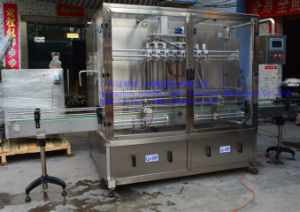 Automatic Liquid Detergent Packaging Machine for Various Bottles Filling pictures & photos