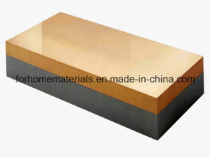 Abrasion Resistantce Steel Base Copper Explosive Clad Sheet Plate pictures & photos