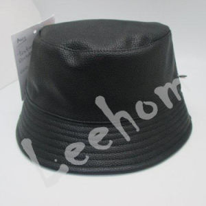 Leather Sun Fishing Bucket Hats pictures & photos