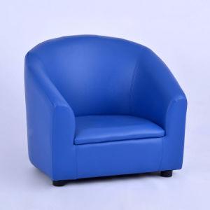 Fashion Single Seat Baby PVC Sofa Furniture (SF-12) pictures & photos