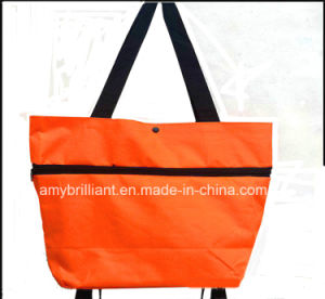 Personalized Shoulder Shopping Bag for Trolley pictures & photos