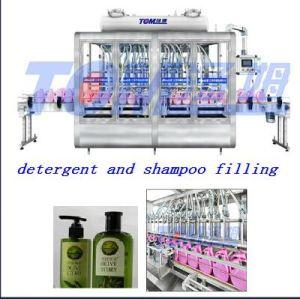 Detergent&Shampoo and Liquid Soap Filling Machine