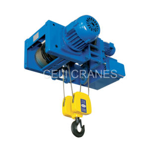 Zhd Wire Rope Hoist 4/2 Falls