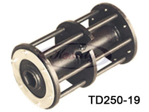 "10"" Scarifier Drum with High Quality Td250-19"