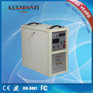 Ce Certificate 18kw High Frequency Induction Heater for Metal Casting