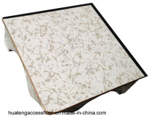 600*600*35mm Anti-Static HPL Access Floor with Printed Edge Trim (smart edge) pictures & photos