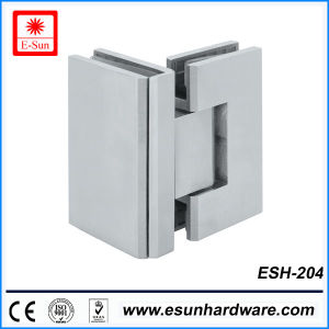 Hot Designs Frameless Shower Door Hinges (ESH-204) pictures & photos