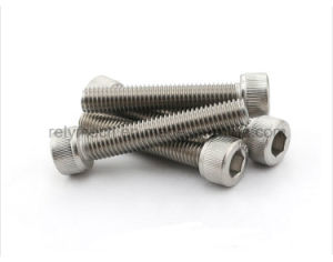 Stainless Steel Cup Head Screw/ Hex Socket Screw M2-M3 pictures & photos