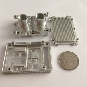 Precision CNC Machining Aluminum and Plastic Parts pictures & photos