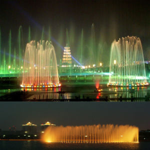 Waterscapes/Musical Dancing Fountain Outdoor