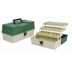 High Grade Fishing Tackle-4 Layers Lure Box, Tackle Box (HHB429) pictures & photos